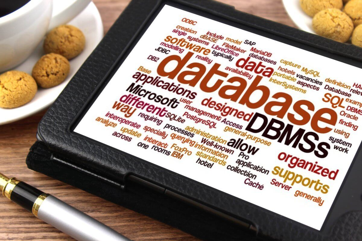 Your restaurant needs a database
