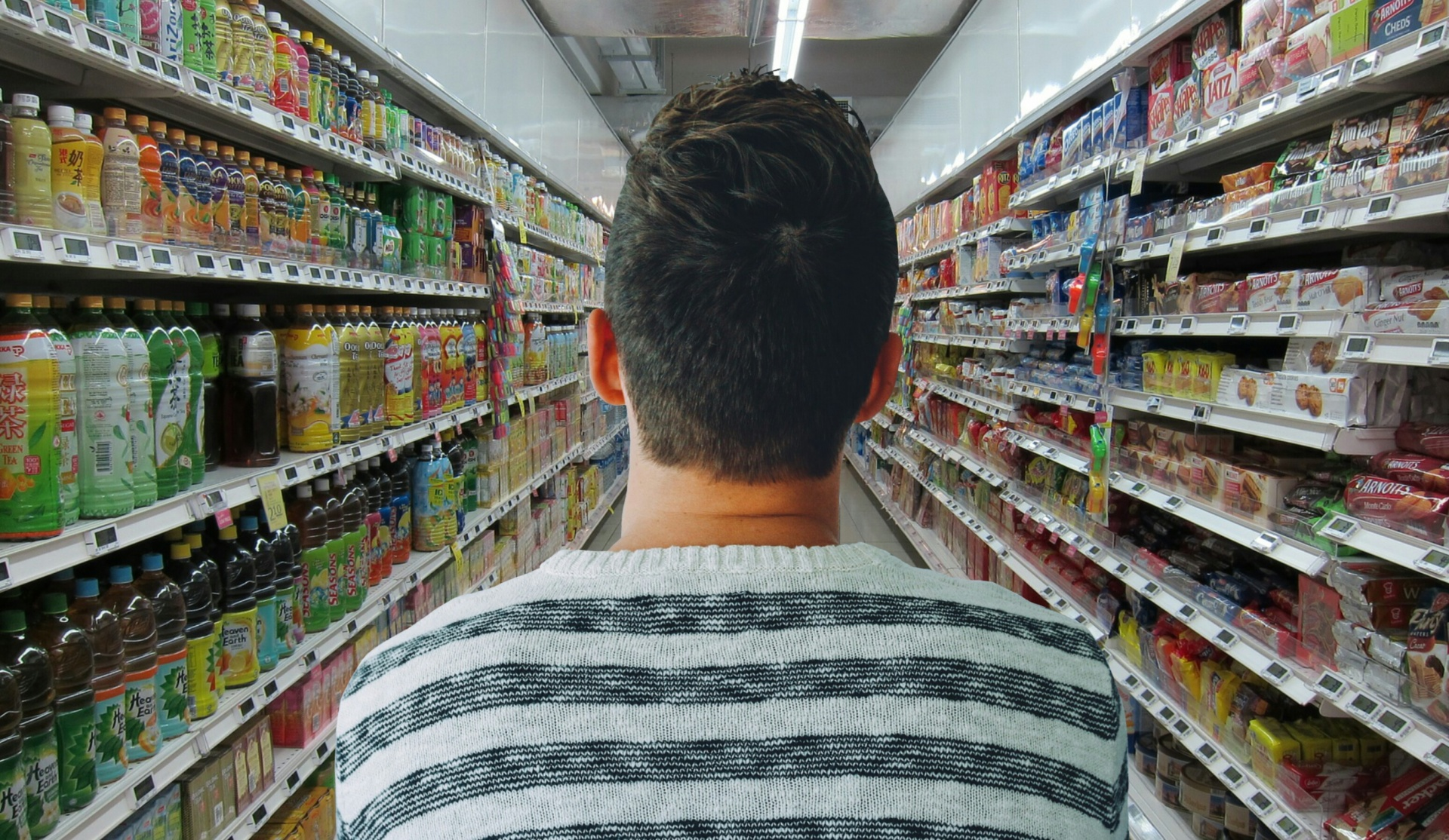 Customers can feel overwhelmed in traditional stores