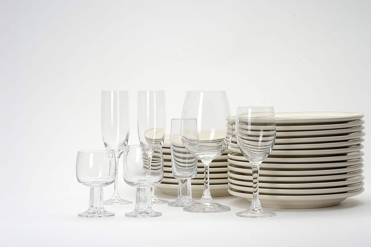 Your customers will also need supplies for the dining room!