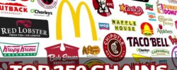 Top 250 Restaurant Chains in the U.S. 2019