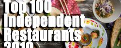 Top 100 Independent Restaurants 2019